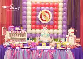 doc mcstuffins birthday party wish childrens party