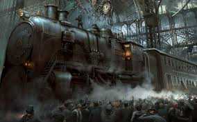 halloween post apocalyptic background 298 steampunk hd wallpapers backgrounds wallpaper abyss