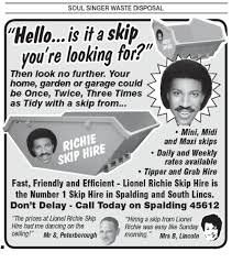Lionel Richie Hello Meme - soul singer waste disposal hellois it a skip you re looking for