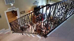 interior metalwork indigo industries custom railing metal