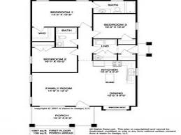 house floor plans simple small house floor plans 2 bedrooms house