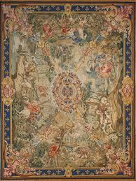 Renaissance Rug Hand Woven Aubusson Savonnerie Tapestry Www Modrenrugs Com