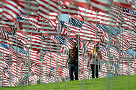 9 11 Remembrance Flag 9 11 Remembrance Events In The Los Angeles Area U2013 Daily News