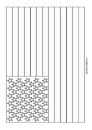 coloring pages american flag american flag coloring page free printable allfreeprintable