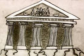 ideas for ks2 roman project greek architecture buildings architecture art projects for kids