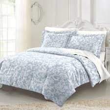 Blue And White Comforters Should I Use Grey Fabric For My Headboard And This Bench U2014 Thenest
