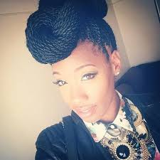 updo hairstyles with big twist 29 senegalese twist hairstyles for black women stayglam