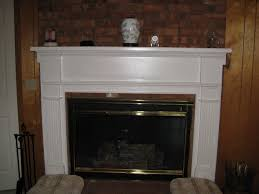 fireplace mantels rugged design ideas with fake wood for wooden