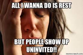 Unwanted Guest Meme - uninvited guest memes memes pics 2018