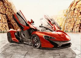 mclaren drawing mclaren p1 by toastyderpcat on deviantart