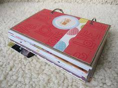 small photo albums 4x6 celebrating 42 mini album two peas in a craft project