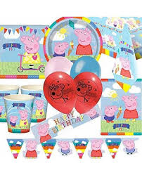 peppa pig party supplies peppa pig party supplies peppa pig party bags