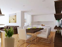 nice open living room and kitchen small kitchen and dining room