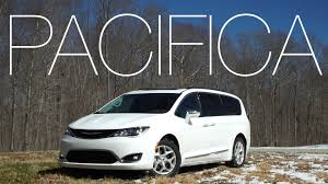 chrysler pacifica redefines the minivan consumer reports youtube