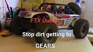 ftx outlaw stop dirt gears