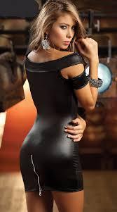 tight dress open shoulder club dress n8888