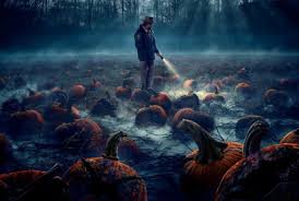 stranger things u0027 season 2 new creepy poster celebrates halloween