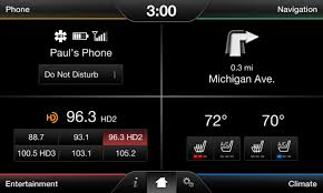 13 16 u0027 ford fusion navigation upgrade for myford touch 4d tech inc