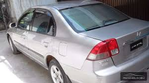 honda civic 2001 sale honda civic vti 1 6 2001 for sale in lahore pakwheels