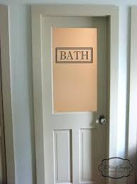 bathroom door ideas bathroom door ideas beautiful bathrooms with glass doors