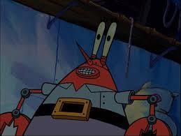 robot krabs encyclopedia spongebobia fandom powered by wikia
