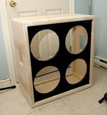 building a guitar cabinet orange ish 4x12 cab build progress pics ultimate guitar