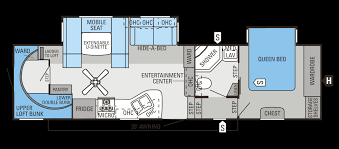 floor plans and prices 48 inspirational fifth wheel cer floor plans house design