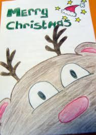 christmas cards for schools chrismast cards ideas