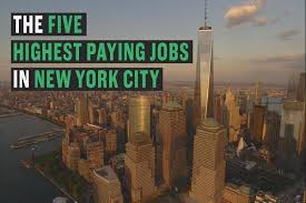 glass doors jobs the 15 highest paying jobs in new york city
