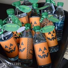Decorate Water Bottle Halloween Water Bottle Free Printable Hometalk