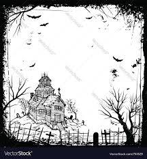 halloween background vector halloween background royalty free vector image