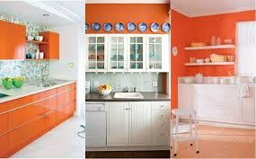 orange kitchen ideas orange kitchen design ideas home interior design kitchen and