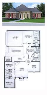 Courtyard Homes Floor Plans by 16 Best Courtyard House Plans Images On Pinterest Cool House