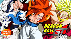 super saiyan 4 gogeta broly dragon ball gt xenoverse ps4