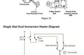dual element immersion heater wiring diagram wiring diagram