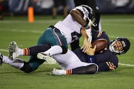 how jay cutler fares after injury with help from michael myers of
