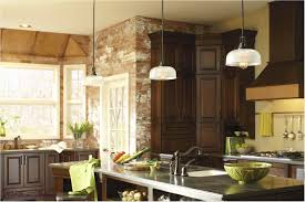 Mini Pendant Lights Over Kitchen Island Kitchen White Island Sweet Country Ideas With Vintage Cabinet