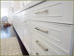 brushed nickel kitchen cabinet hardware