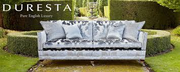 British Upholstery Fabric Duresta Luxury Fabric Sofas Clarkes Maidstone