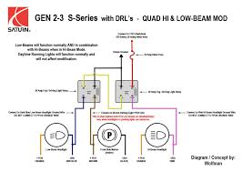 headlight relay wiringram for fog lights dual headl circuit