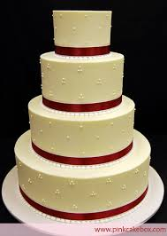 red white ad blue wedding cakes bridal expo chicago milwaukee