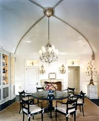 chandeliers chandeliers for very high ceilings dining room light