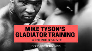 skill mike tyson trained greatness bold
