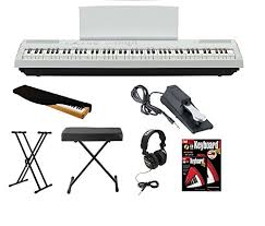 Yamaha Piano Bench Adjustable Yamaha P115wh Digital Piano Knox Adjustable Double X Keyboard