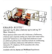 problems booking seaside in category se3 aurea grand suite