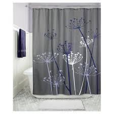 purple gray shower curtain target
