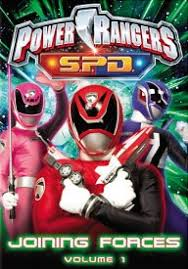 power rangers volume 1 joining forces dvd review