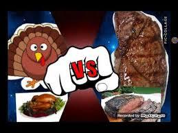 turkey vs steak thanksgiving vs longhorn steakhouse total war
