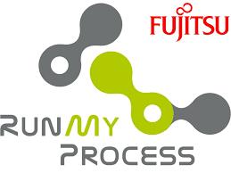 fujitsu logo fujitsu runmyprocess by charmine azajar