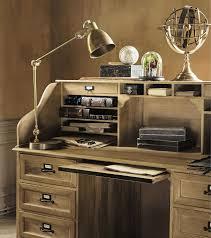 model de bureau secretaire le de bureau industrielle maisons du monde photo 5 10 qui